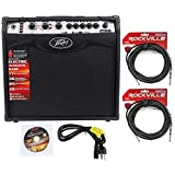 Peavey Vypyr VIP 2 40W 1x12 Combo Guitar Amplifier + MIDI+Instrument Cable