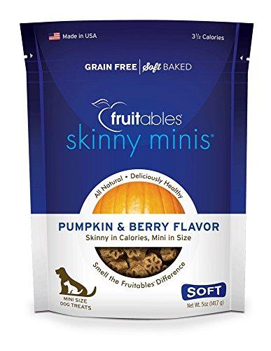 Fruitables Skinny Minis Pumpkin Treats product image