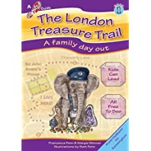 The London Treasure Trail (Step Outside Guides)