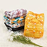 Babygoal Baby Cloth Diapers for Boys and