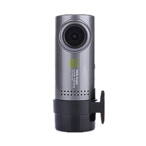SAFETYON Mini WiFi Cámara Oculta de Coche HD 1080P Detección de Movimiento Grabación de Bucle Registro