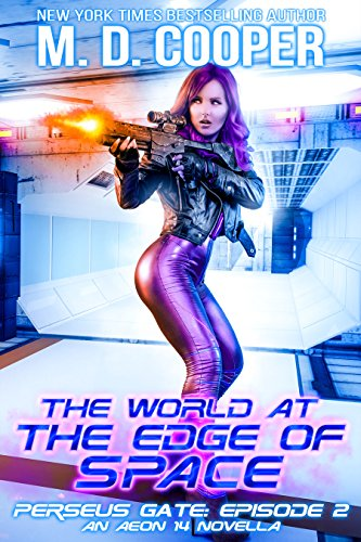 The World At The Edge Of Space by M. D. Cooper ebook deal