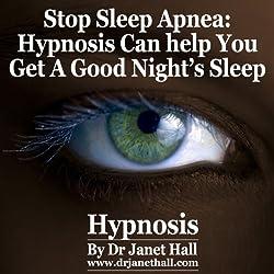 Stop Sleep Apnea using Hypnosis