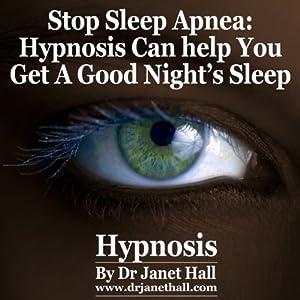 Stop Sleep Apnea using Hypnosis Speech