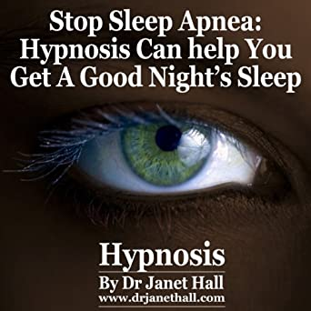 Stop Sleep Apnea using Hypnosis