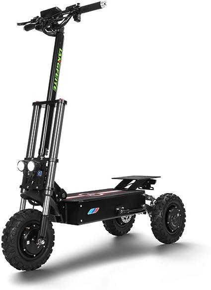Scooter électrique Y D 3000w Scooter Tout Terrain Scooter à Trois Roues Scooter électrique Amazon Fr Sports Et Loisirs