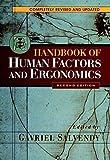img - for Handbook of Human Factors and Ergonomics book / textbook / text book