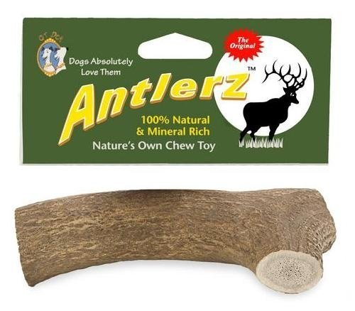 Set of 2, Antlerz Dog Chews, Large 4.5