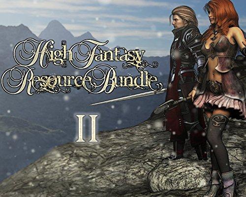 Amazon com: RPG Maker VX DLC - High Fantasy Resource Bundle