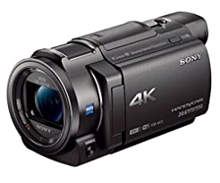 Sony 4K HD Video Recording FDRAX33 Handy...