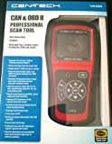 Cen-Tech CAN & OBD II Professional Scan Tool item#60694