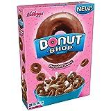License Donut Shop Chocolate cereal 10 oz
