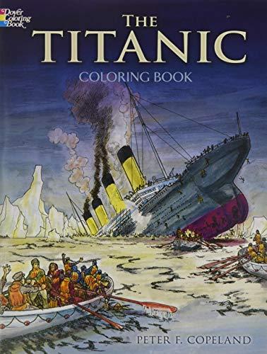 The Titanic Coloring Book