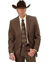 Circle S Men's Lubbock Suit Coat Short, Reg, Tall