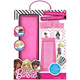 Barbie by Horizon Group USA Fashion Plate Kit, Color, Design & Create Custom Images Unique to Your Fashionista, Multi Colored