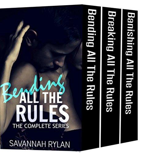 The A List Complete Series (Billionaire Romance): Bending All the Rules, Breaking All the Rules, Banishing All the Rules and Shattering All the Rules (The A List Series)