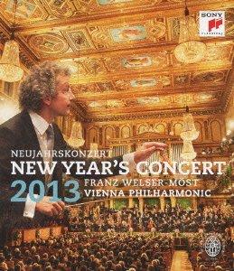 ニューイヤーコンサート2013 [Blu-ray] B009VK4R72