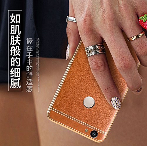 Funda Huawei Honor NOVA,Manyip Alta Calidad Ultra Slim Anti-Rasguño y Resistente Huellas Dactilares Totalmente Protectora Caso de Cuero Cover Case Adecuado para el Huawei Honor NOVA D