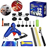 AUTOPDR 17Pcs DIY Car Automotive PDR Body Dent Repair Removal Tool Kit Equipment Gift Box