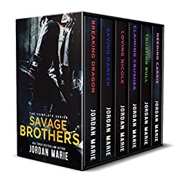 Savage Brothers Boxed Set Books ebook product image