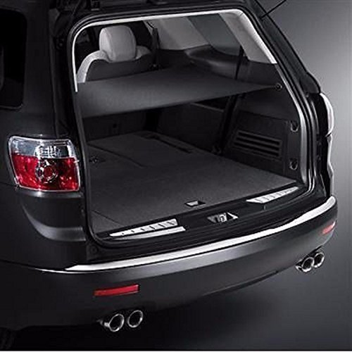 TRUNK SECURITY CARGO AREA SHADE COVER EBONY FOR GMC Acadia Buick Enclave Chevy Traverse Saturn Outlook BRAND NEW -