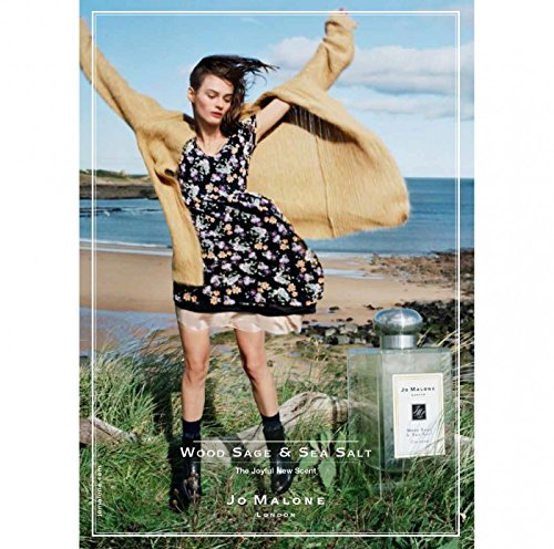 Scented **PRINT AD** For Jo Malone Wood Sage & Sea Salt **PRINT AD**