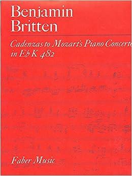 Elitetorrent Descargar Cadenzas To Mozart Piano Concerto In Eb K482 Leer Formato Epub
