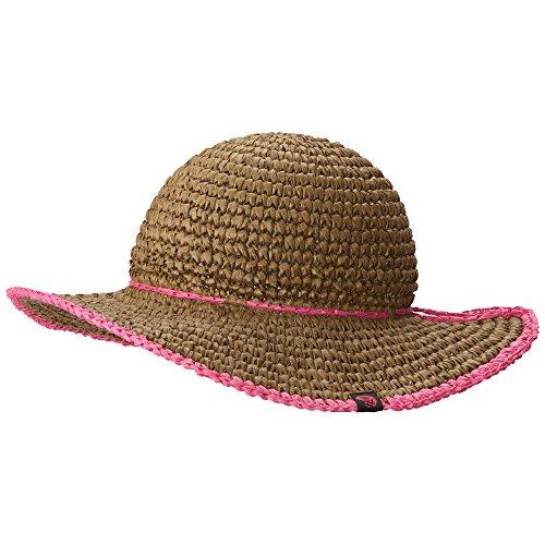 (Mountain Hardwear Women's Raffia Crusher II Hat R Red)