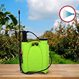 ColorsShop Poly Gardening Backpack Sprayer Plants Pump Pest Control Equipment Tool