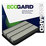 ECOGARD XA4848 Premium Engine Air Filter Fits Isuzu Rodeo / Toyota T100 / Isuzu Trooper / Honda Passport / Isuzu Axiom, Amigo, Rodeo Sport, VehiCROSS / Acura SLX