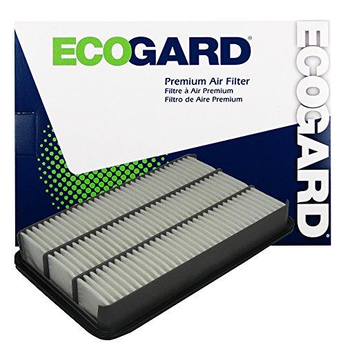 ECOGARD XA4848 Premium Engine Air Filter Fits Isuzu Rodeo / Toyota T100 / Isuzu Trooper / Honda Passport / Isuzu Axiom, Amigo, Rodeo Sport, VehiCROSS / Acura SLX