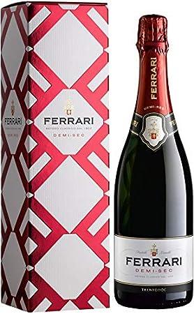 Ferrari Trento DOC Demi-Sec [ 6 BOTELLAS de 750 ml ]