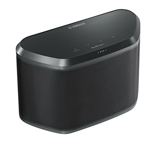 Yamaha WX-030BL MusicCast Wireless Speaker with Wi-Fi and Bl