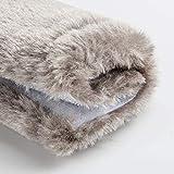 Soft Faux Sheepskin Seat Belt Shoulder Pad for a