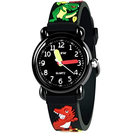 Christmas for 3-10 Year Old Boys, DIMY Kids Watches 3D