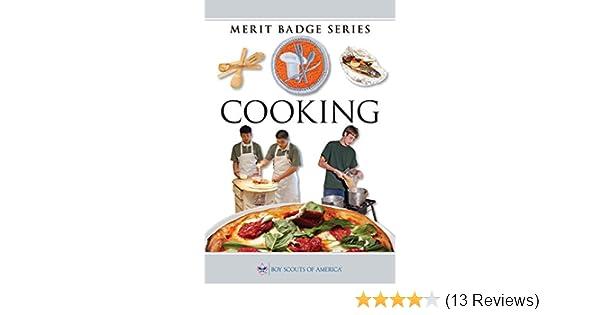 Cooking: Merit Badge Series