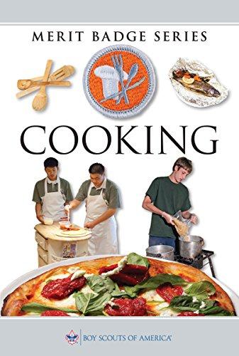Series Cooking (Cooking: Merit Badge Series)