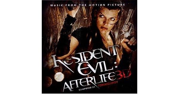 Original Soundtrack Resident Evil Afterlife Import Original