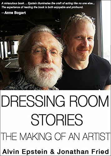 DRESSING ROOM STORIES: The Making of an Artist