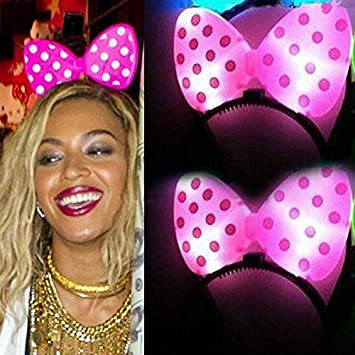 Amazoncom Ship From Usa Beyonce Minnie Mouse Light Up Pink