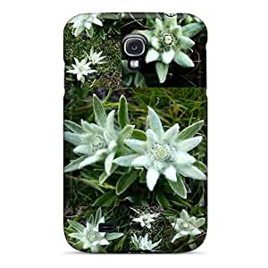 Awesome Case Cover/galaxy S4 Defender Case Cover(edelweiss Of The Alps)
