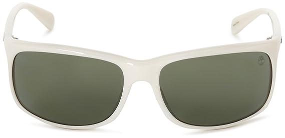 Timberland Sonnenbrille TB9002 6221R, Gafas de Sol para Hombre, Blanco (Weiß), 62: Amazon.es: Ropa y accesorios