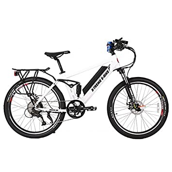 Amazon Com X Treme E Bikes Rubicon 48 Volt Electric Bike