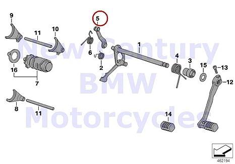 Amazon com: BMW Genuine Motorcycle 5-Speed Transmission