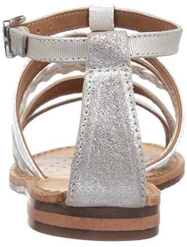 Sandali silber E Whitec0434 Sozy Silber argento 4 D'argento Geox Delle D Whitec0434 Donne Gladiatore FwSqFr