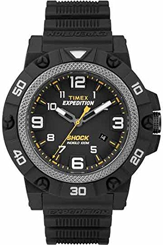 Timex Expedition TW4B01000 - Reloj de Cuarzo para Hombres, Color Negro: Amazon.es: Relojes