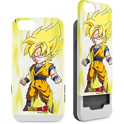 competitive price af1cc 33e14 Amazon.com: Dragon Ball Z iPhone 6/6s Case - Super Saiyan | Anime X ...