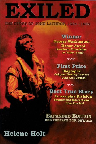 Read Online Exiled: The Story of John Lathrop (4th edition) pdf