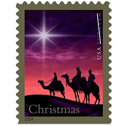 Christmas Magi 2014 New Issue USPS Forever Stamp - Book of ()