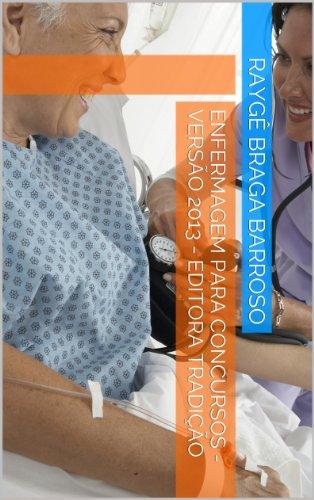 eBook Enfermagem para Concursos - Versão Atualizada - Editora Tradição